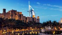 Private Guided Dubai Tour with free Burj Khalifa Ticket 124th Floor