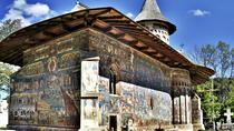 5-Day Discover Unesco's Painted Monasteries, Bucharest, Multi-day Tours