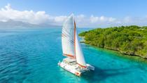 Catamaran Cruises Mauritius Full-Day Cruise to Isle Aux Cerfs, Port Louis, Catamaran Cruises