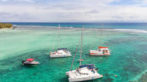 Full-Day Mauritius Catamaran Cruise to Ilot Gabriel and Flat Island , Mauritius, Day Cruises
