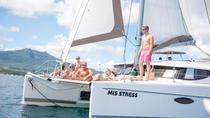 Luxury Catamaran Cruises to Ile aux Benitiers, Port Louis, Catamaran Cruises