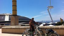 Barcelona Electric Bike Tour: from Montjuic Hill to Barceloneta, Barcelona, Walking Tours