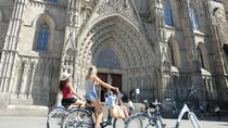 Barcelona Gems - Private City Bike Tour, Barcelona, Private Sightseeing Tours