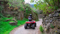 Mt Etna Off-Road Quad Bike, Taormina, Private Sightseeing Tours