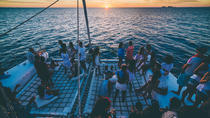 Ibiza Sunset Catamaran with Drinks, Tapas and After-Party Club Entrance, Ibiza, Catamaran Cruises