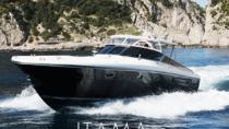 Capri Island in Private Luxury 40 feet Speedboat from Naples, Nápoles