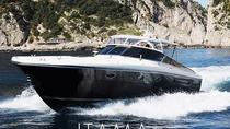 Capri Island in Private Luxury 40 feet Speedboat from Sorrento, Positano, Amalfi, Ravello , ...