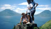 Lake Atitlan Lower Mayan Trail Hiking Tour from Panajachel, Panajachel, Hiking & Camping