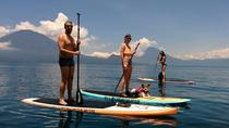 Stand Up Paddle Board for Beginners in Santa Cruz la Laguna, Guatemala, Ziplines