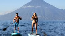 Stand Up Paddle Board Lesson and Fun Tour, Guatemala, Stand Up Paddleboarding