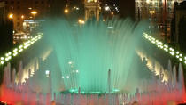 Excursion avec spectacle de la Fontaine Magique et nuit gay à Barcelone, Barcelona, Private ...