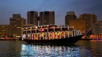 Dinner Cruise on the Dhow from Dubai, Including Transfers, Dubai, Dhow Cruises
