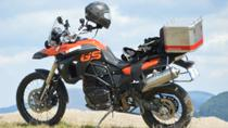 800cc Motorcycle Rental from Turda, Cluj-Napoca, Self-guided Tours & Rentals