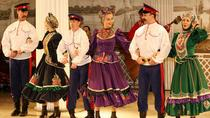 Folk Show with Snack Bar and Optional Vodka Tasting Experience at the Vodka Museum, St Petersburg, ...
