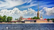 Private 4-Hour Grand Tour of Saint Petersburg with Complimentary Faberge Museum Tickets, St...