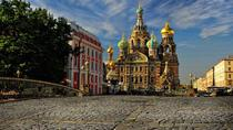 Private 4-Hour Sightseeing Tour of St Petersburg and Optional Boat Cruise on the Neva River, St...