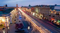 Private Tour: St Petersburg at Night with Optional Neva River Boat Cruise, St Petersburg