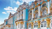 St. Petersburg Half-Day Private Tour of Catherine and Pavlovsk Palaces, St Petersburg, Private ...