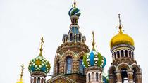 St. Petersburg Private Visa-Free Shore City and Peterhof Tour, St Petersburg, Day Trips