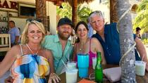 Beach Bar Hopping with Boat and Captain, Ambergris Caye, Day Trips