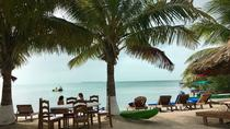 Secret Beach Barbecue with Fishing and Snorkeling, Ambergris Caye, Day Trips