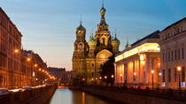 Half-Day Private Tour: Church of the Savior on Spilled Blood and State Russian Museum with...