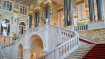 Private Hermitage State Museum with Faberge Halls Tour and 3-Course Traditional Russian Lunch in...