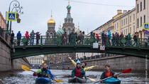Private Saint-Petersburg Early Access Canoe Water Tour, St Petersburg, Private Sightseeing Tours