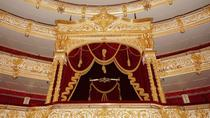 Private Tour: Red Square with Bolshoi Theatre Backstage tour and 4-course Traditional Russian...