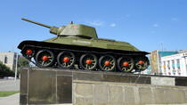 Tour to the Northern industrial districts of Stalingrad Factory area, Volgograd, Day Trips