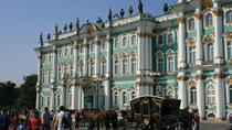 St. Petersburg City Walking Tour and the Hermitage Museum, St Petersburg