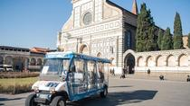 Florence Eco Tour by Electric Golf Cart, Florence