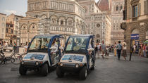 Florence Eco Tour by Electric Golf Cart, Florence, Vespa, Scooter & Moped Tours