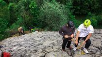 Half day rock climbing tour in Foca, Sarajevo, Climbing