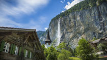 Lauterbrunnen Waterfalls & Mountain View Trail Photo Tour from Grindelwald, Grindelwald,...