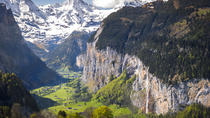 Lauterbrunnen Waterfalls & Mountain View Trail Private Photo Tour from Lucerne, Lucerne,...