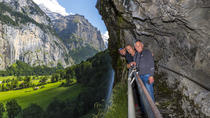 Lauterbrunnen Waterfalls & Mountain View Trail Private Photo Tour from Lucerne