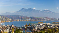 Lucerna Morning City Walk con una guida locale, Lucerne, Walking Tours