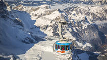 Mt Titlis Day Photo Tour Panorama View from the 360 Rotating Gondola, Lucerne, Private Sightseeing ...