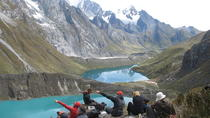 10-Day Huyhuash Trek Complete Circuit from Huaraz, Huaraz