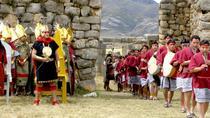INCA's Citadel of Hunucoviejo - Wanucomarka - La Union, Huaraz, Cultural Tours
