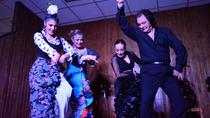 Flamenco Show with Dinner and Workshop in Madrid, Madrid, Dinner Theater