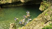 Cave Tubing and Jungle Zip Lining Through Belize, San Ignacio