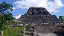 Xunantunich Maya Temple and Big Rock Falls combo, San Ignacio, 4WD, ATV & Off-Road Tours