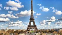 Paris Half-Day City Tour with a Private Driver, Paris, Hop-on Hop-off Tours