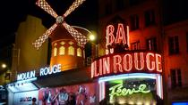 Private Transfer: Moulin Rouge Round-trip , Paris, Private Transfers