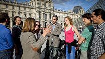 Exclusive Bike and Skip the Line Louvre Museum Tour, Paris, Private Sightseeing Tours