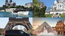 2-Day Paris Package Including City Tour, Louvre Admission and Seine River Cruise, パリ