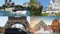 2-Day Paris Package Including City Tour, Louvre Tour and Seine River Cruise, パリ