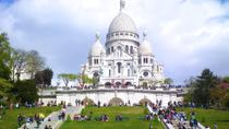 Paris Montmartre Walking Tour in German
